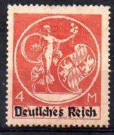 """Allemagne ; Bavière ; 1920 ; N° Y:212 ; N* ,gomme Usée ,sans Trace Charnière;""""allégorie """" Cote Y :16.00 E. - Bayern (Baviera)"""