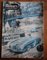 Action Automobile Moteurs Course Supplément Sportif Juin 1953 Bel état - Auto