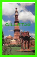 NEW DELHI, INDIA - THE QUTAB MINAR -AARUSHI - - Inde