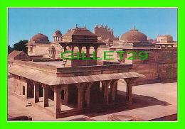 FATEHPUR-SIKRI, INDIA - MARYAM PALACE & GENERAL VIEW - AJOOBA CARDS - - Inde