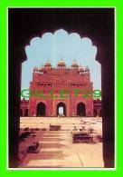 FATEHPUR-SIKRI, INDIA - BULAND GATE BACK VIEW - AJOOBA CARDS - - Inde