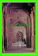 FATEHPUR-SIKRI, INDIA - INTERIOR JAMA MOSQUE - AJOOBA CARDS - - Inde