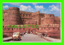 AGRA FORT, INDIA -  AMAR SINGH GATE - AJOOBA CARDS - - Inde
