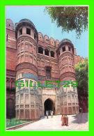 AGRA FORT, INDIA -  DARSHNI GATE - AJOOBA CARDS - - Inde