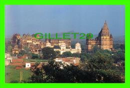 ORCHHÂ CITY, INDIA - MADHYA PRADESH - PHOTO, V.B. ANAND - VZINDIA PICTURE POST CARDS - - Inde