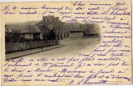 92 - ROBINSON - LA GARE - CARTE A DOS SIMPLE ( 1ère édition ) - France