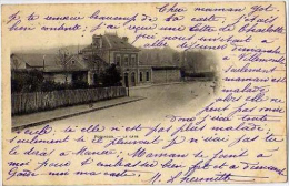92 - ROBINSON - LA GARE - CARTE A DOS SIMPLE ( 1ère édition ) - Francia
