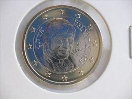 1 € DU COFFRET BU VATICAN 2007 BENOIT XVI - Vaticano (Ciudad Del)