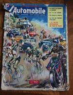 L´ Automobile  Août  1950 ; Assez Bon état. 31 Pages .... Traction Citroën 15-six  Double Page - Auto
