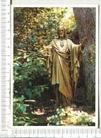 LAMONTZEE -  Eglise  -   Christ En Bois Du XVIè S.  - - Burdinne