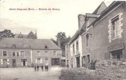 PAYS DE LOIRE - 53 - MAYENNE - SAINT JEAN SUR ERVE - 450 Habitants - Entrée Du Bourg - Petite Animation - France