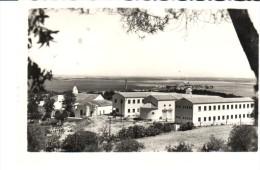 POSTAL   HUELVA -ESPAÑA- CASA EJERCICIOS Y SANTUARIO NTRA. SRA. DE LA CINTA (ED.ARRIBAS) - Huelva
