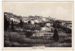 CORTONA - PANORAMA - AREZZO 1960 - Arezzo