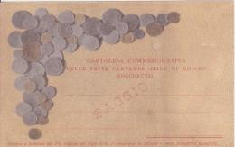Regno 1897 - Feste Ambrosiane Di Milano - Grappolo - SAGGIO - Eventi