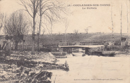 89. Yonne : Coulanges Sur Yonne : Le Pertuis  . - Coulanges Sur Yonne