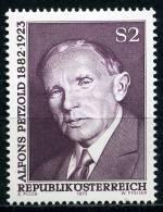 Österreich - Michel 1410 - ** Postfrisch - Alfons Petzold - Wert: 0,40 Mi - 1945-.... 2ª República