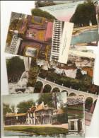 O-VERSAILLES-LOT 17 CARD DIVERSE VEDUTE - Versailles