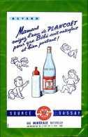 Buvard :Eau minerale Naturelle  l'eau de PLANCOET  pour Bebes