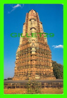 KHAJURAHO, INDIA - DULADEO TEMPLE - PHOTO, PANKAJ SHAH - CLASSICARDS - - Inde