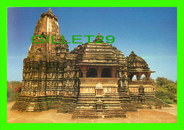 NEW DELHI, INDIA - CHITRAGUPTA TEMPLE: CONSTRUCTED IN 1086 A.D. - INDICA CARDS - - Inde