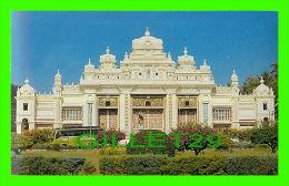 MYSORE, INDIA - JAGANMOHAN PALACE (ART GALLERY) - TOURIST GUIDE - - Inde