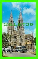 MYSORE, INDIA - ST PHILOMENA'S CHURCH - TOURIST GUIDE - - Inde