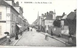NEMOURS - Rue De Paris - Nemours