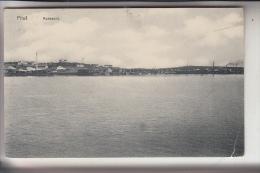 S 94101 PITEA, Munksund, 1929, Eckknick - Zweden