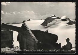 ADAMELLO - CARTOLINA GRUPPO DELL´ADAMELLO - CANNONE - 149° DI CRESTA DELLA CROCE METRI 3315 E L´ADAMELLO METRI 3554 - Italy