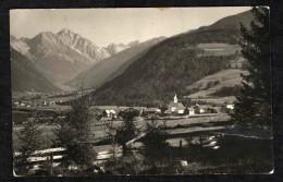 VALDAORA DI SOPRA  - METRI 1082 - CARTOLINA VIAGGIATA NEL 1951 - Italia