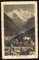 INTERLAKEN UND JUNGFRAU - 1914 - BE Berne