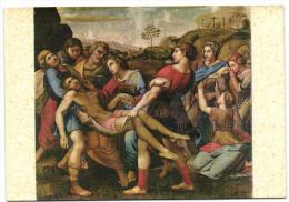 Perugia - Basilica Di San Pietro - Desposizione Dalla Croce (Sassoferrato) - Perugia