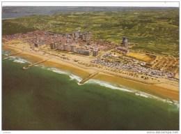 Costa Da Caparica . Vista Aerea - Aerial View - Vue Aerienne - Portugal (2 Scans) - Setúbal