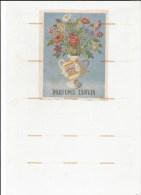 8366/ 1 Publicité Beauté, Parfum LANVIN - Advertising