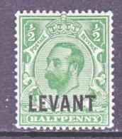 BRITISH   LEVANT   15   * - British Levant