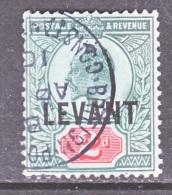 BRITISH   LEVANT   18   (o) - British Levant