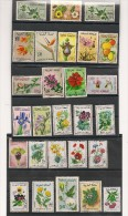 MAROC  Flore-Fruits Années 1965/85  Tous **  Côte: 37,40 € - Maroc (1956-...)