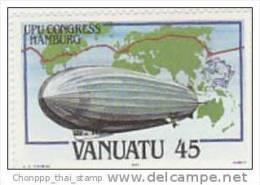 Vanuatu 1984 UPU Congress Hamburg MNH - Vanuatu (1980-...)