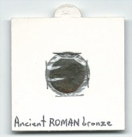 Unknown Age Old Roman Coin Lovely Sold As Per Scans Front & Back Shown. - 4. Other Roman Coins