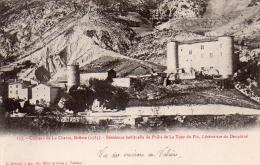 LA CHARCE  CHATEAU  RESIDENCE DE PHILIS DE LA TOUR DU PIN Tampon 158 REG D'INF  31 CIE - Autres Communes