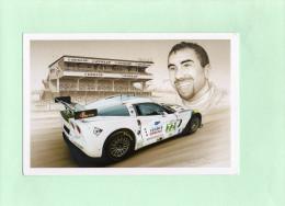 """A2901 - """"CORVETTE C6 R - LE MANS 2009"""" - Le Mans"""