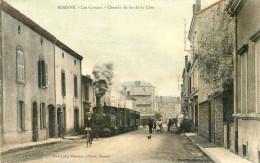 Roanne - Les Cannaux - Chemin De Fer De La Côte - Roanne
