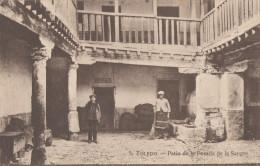 CPA - Toledo - Patio De La Posada De La Sangre - Toledo