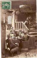 CPA -  FANTAISIE - JOYEUX NOEL -  Armand Noyer - AN - 1909 - - Fancy Cards