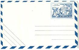 REF CIRC4 - VIET NAM - AEROGRAMME DE FRANCHISE MILITAIRE NEUF ACEP  AERM N°2 - Viêt-Nam