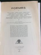La Petite Illustration N°689 / Poésie N° 6 : Poèmes : Allorge-Boissy-Carco-Ormoy-A. Salmon- Magre-Mauriac - Poésie