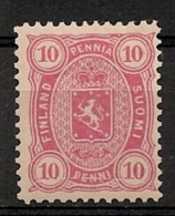 Finlande Finland Suomi. 1885. N° 22 . Neuf * MH - Gebraucht