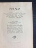 La Petite Illustration N°536 / Poèmes N° 4 : P. Benoit, Franc-Nohain, M. Rostand,Emile Vitta,Louis Pize,Pierre Frondaie, - Poésie