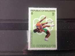 Maldiven - Postfris / MNH Olympische Spelen 1976 - Maldiven (1965-...)