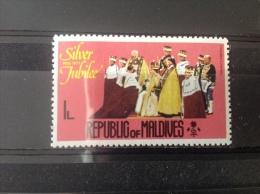Maldiven - Postfris / MNH Jubileum Koningin Elisabeth 1977 - Maldive (1965-...)